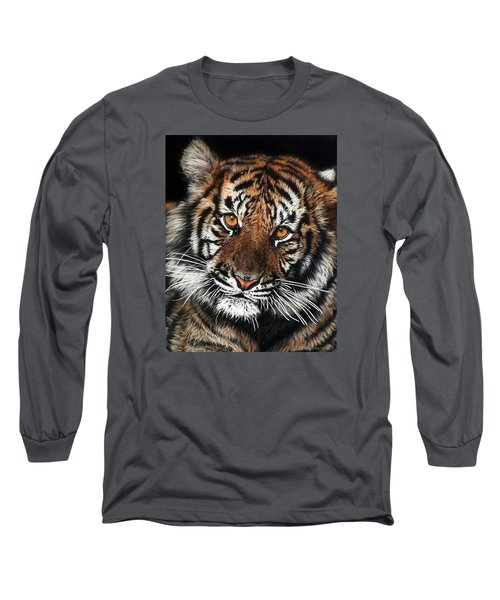 CJ Long Sleeve T-Shirt