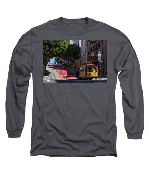 Clang Clang Goes The Cable Car Long Sleeve T-Shirt