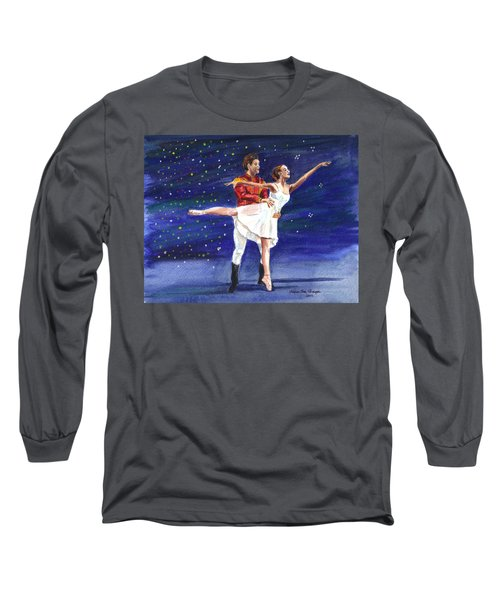 Clara's Nutcracker Long Sleeve T-Shirt