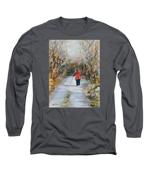 Clare's Lane Long Sleeve T-Shirt