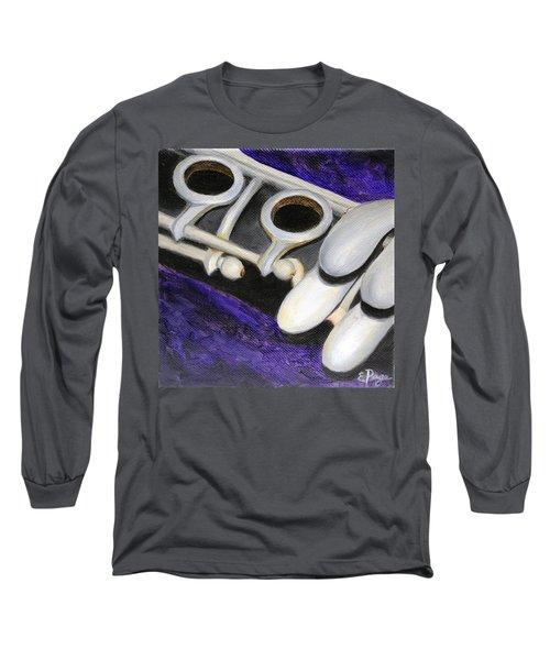 Clarinet Long Sleeve T-Shirt