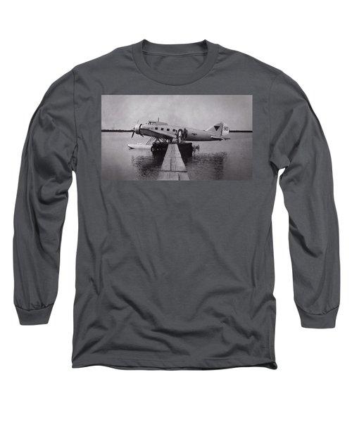 Clark Ga-43 Long Sleeve T-Shirt