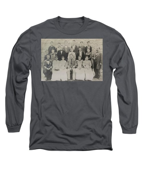 Class Of 1894  Long Sleeve T-Shirt
