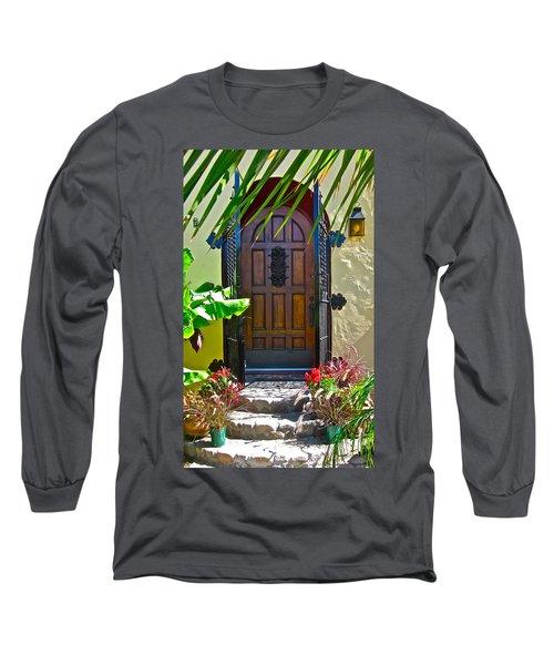 Classic Belmont Shore Long Sleeve T-Shirt