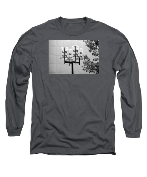 Classic Nicollet Mall Street Lamp Long Sleeve T-Shirt
