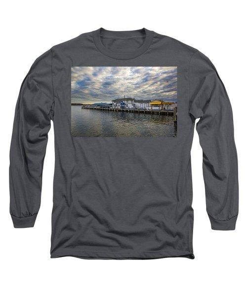 Claudio's Dock Long Sleeve T-Shirt