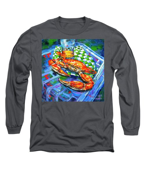 Claw Daddy Long Sleeve T-Shirt