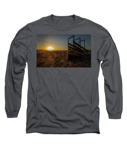 Clear Day Coming Long Sleeve T-Shirt