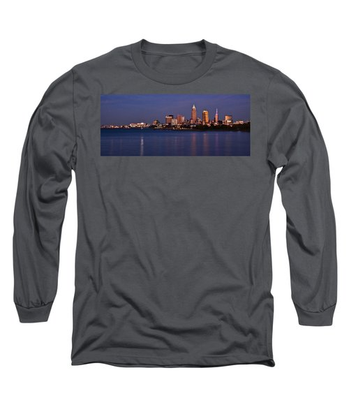 Cleveland Ohio Long Sleeve T-Shirt