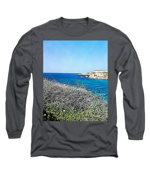 Cliff  Long Sleeve T-Shirt