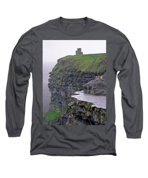 Cliffs Of Moher Ireland Long Sleeve T-Shirt