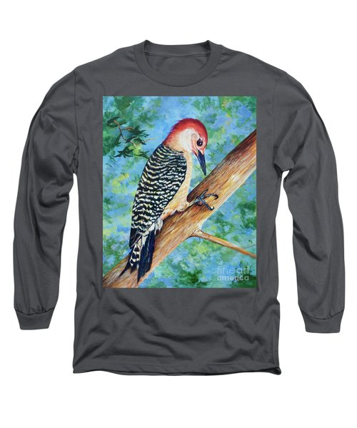 Climbing Long Sleeve T-Shirt