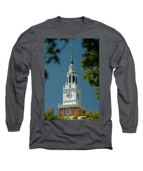 Clock Tower Long Sleeve T-Shirt