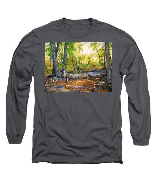Close To God's Nature Long Sleeve T-Shirt