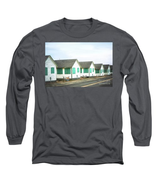 Closed For The Season #2 Long Sleeve T-Shirt