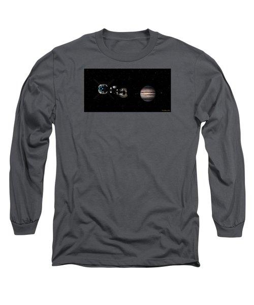 Closer Still Long Sleeve T-Shirt