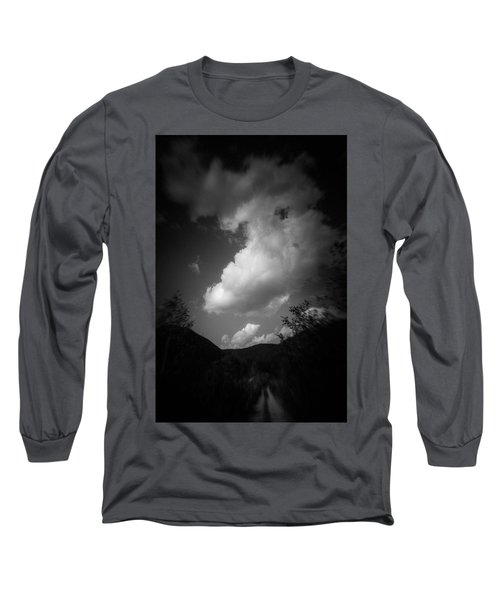 Cloud #2186 Long Sleeve T-Shirt