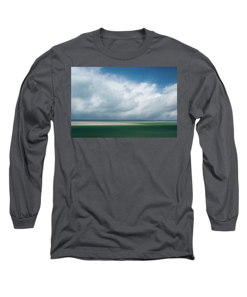 Cloud Bank Over Chatham Long Sleeve T-Shirt