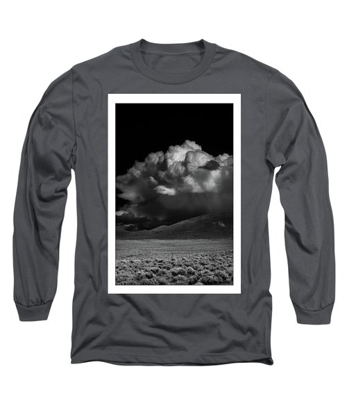Cloud Burst Long Sleeve T-Shirt