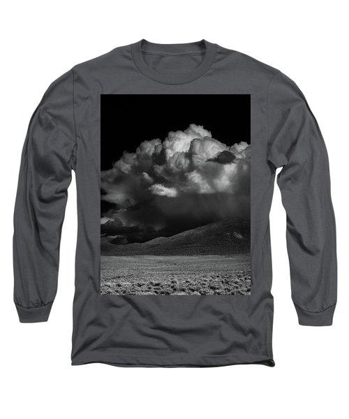 Cloud Burst Long Sleeve T-Shirt