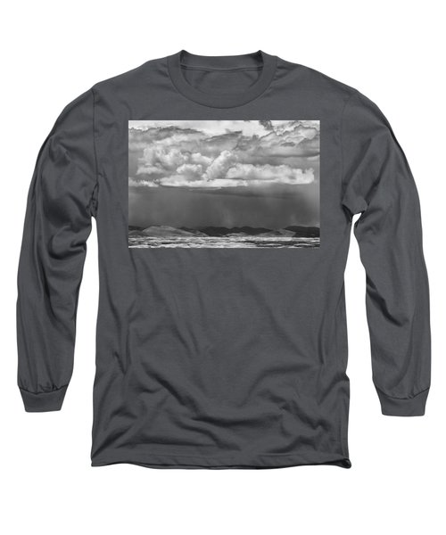 Cloudy Weather Long Sleeve T-Shirt
