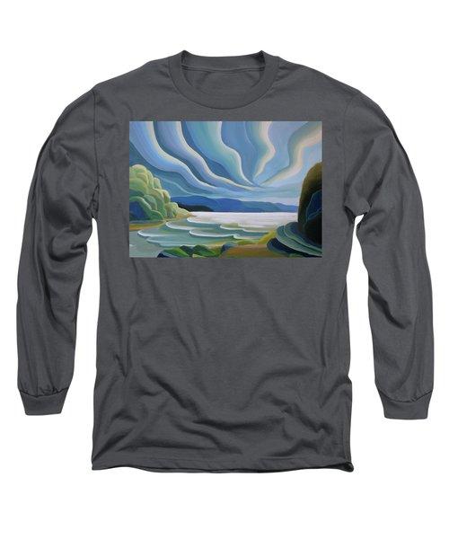Cloud Forms Long Sleeve T-Shirt