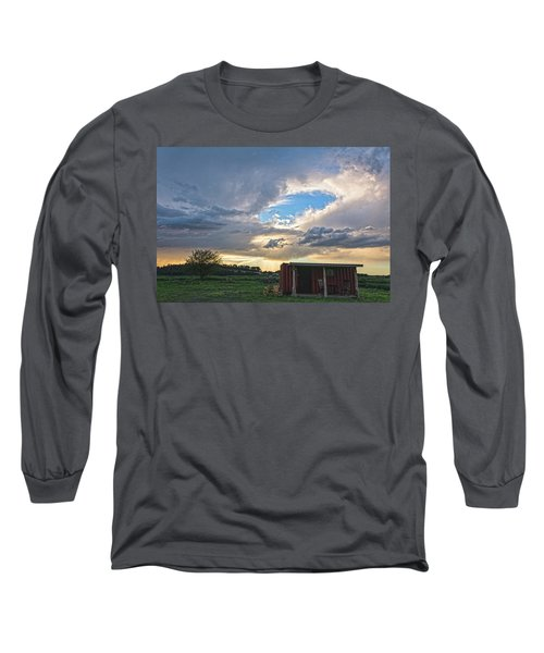 Cloud Portal Long Sleeve T-Shirt