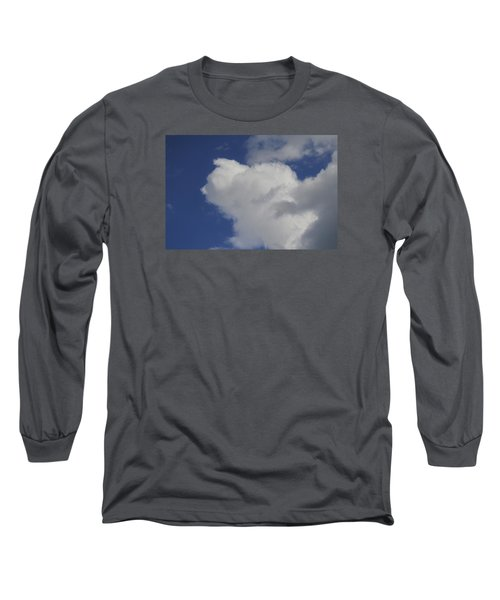 Long Sleeve T-Shirt featuring the photograph Cloud Trol by James McAdams