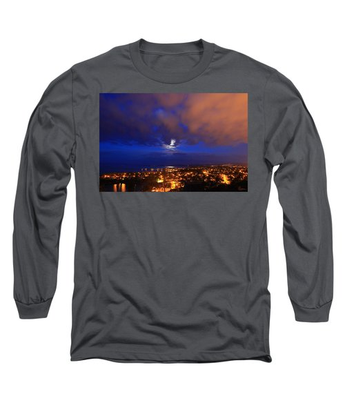 Clouded Eclipse Long Sleeve T-Shirt