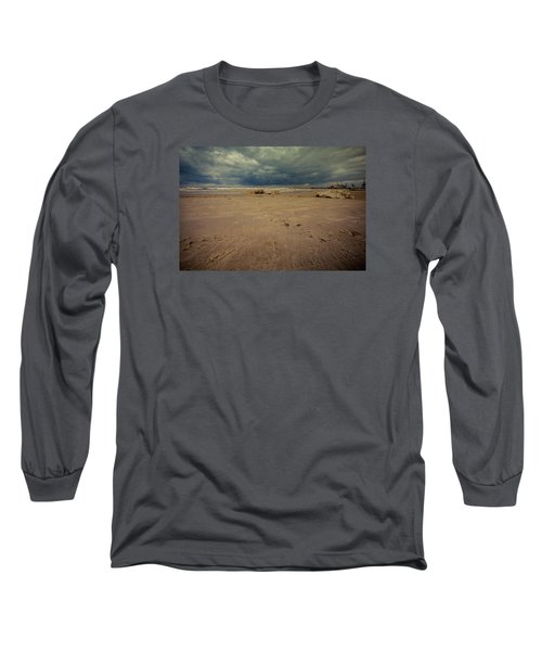 Clouds And Sand Long Sleeve T-Shirt