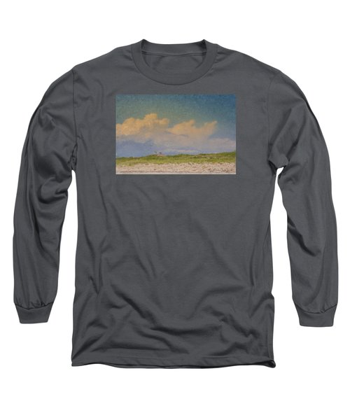 Clouds Over Goosewing Long Sleeve T-Shirt