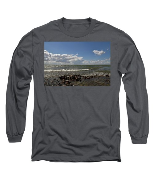 Clouds Over Sea Long Sleeve T-Shirt