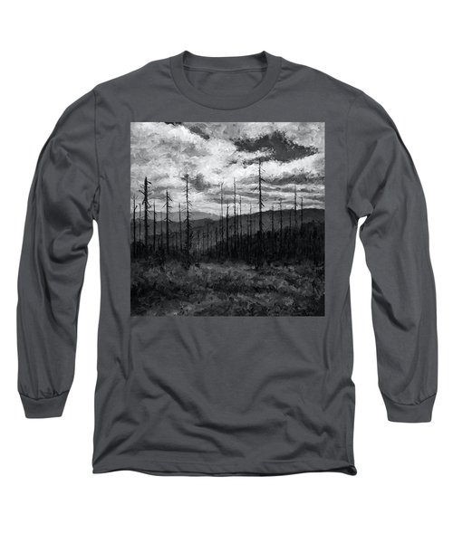 Cloudscape 3 Long Sleeve T-Shirt