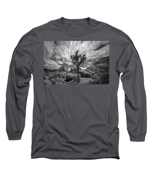 Cloudscapes 3 Long Sleeve T-Shirt