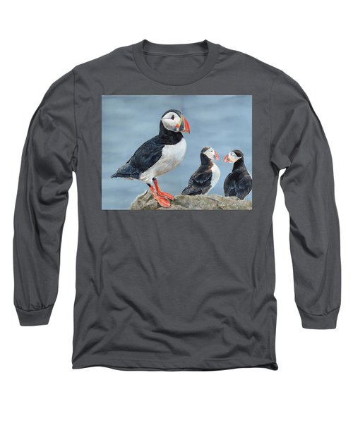 Clowns Of The Sea. Long Sleeve T-Shirt