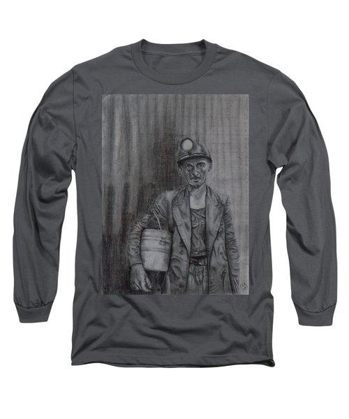 Coal Miner Long Sleeve T-Shirt