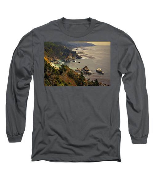 Coast Line Long Sleeve T-Shirt