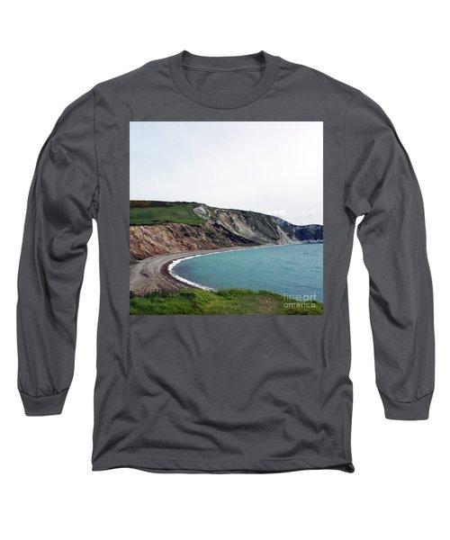 Coastal Arch Long Sleeve T-Shirt by Sebastian Mathews Szewczyk