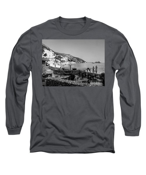 Coast Of Dubrovnik Long Sleeve T-Shirt