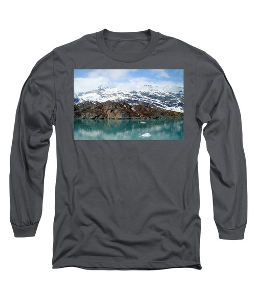 Coastal Beauty Of Alaska 5 Long Sleeve T-Shirt by Richard Rosenshein