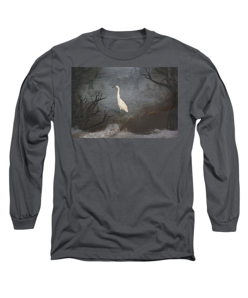 Coastal Birds Long Sleeve T-Shirt