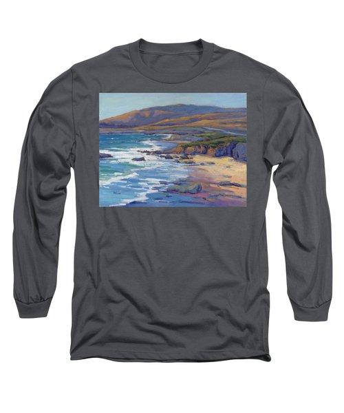 Coastal Cruising 8 / San Simeon Long Sleeve T-Shirt