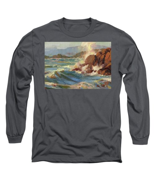 Coastline Long Sleeve T-Shirt
