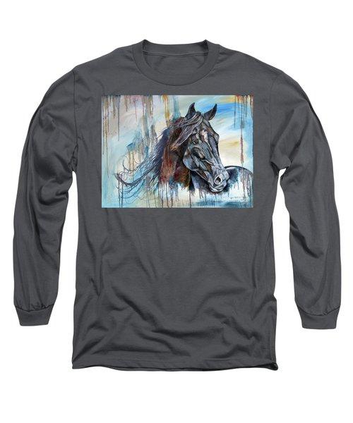 Coat Of Many Colors Long Sleeve T-Shirt