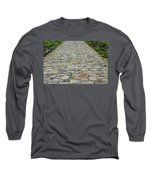 Cobbled Causeway Long Sleeve T-Shirt