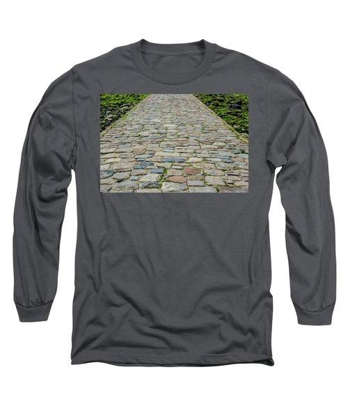 Cobbled Causeway Long Sleeve T-Shirt