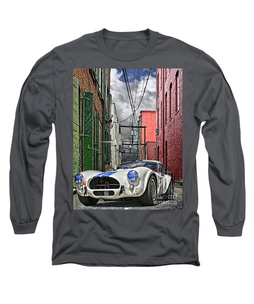 Cobra Alley Long Sleeve T-Shirt