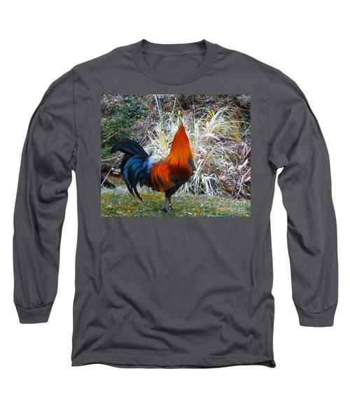 Cock Walk II Long Sleeve T-Shirt