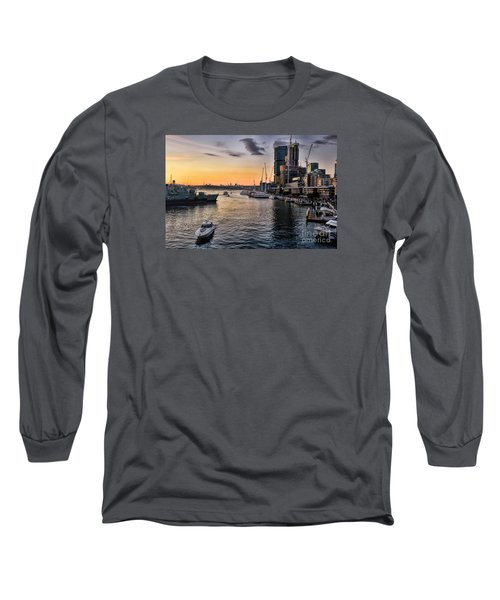 Cockle Bay Wharf Long Sleeve T-Shirt