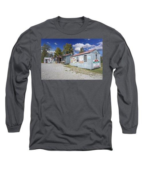 Cockspur Farm Long Sleeve T-Shirt by Ricky Dean